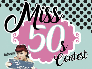 Miss 50s Contest